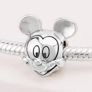 📿Pandora  Disney Polished Mickey Mouse Charm
